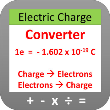 Electric Charge Converter
