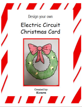 Electric Circuit Christmas Cards