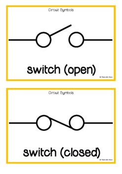 Electric Circuit Diagram Symbols
