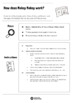 Electrical Circuits 5th Grade   Circuits worksheets   Makey Makey Lesson Plans