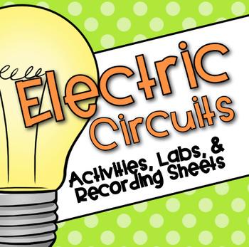 Electric Circuits Activities and Reasoning Skills Pack