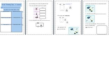 Electric Circuits - Circuit Drawings Quiz Grade 4 by Fourth Grade ...