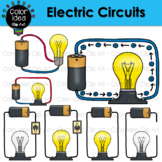Electric Circuits Clip Art