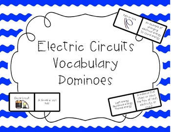 Electric Circuits Dominoes