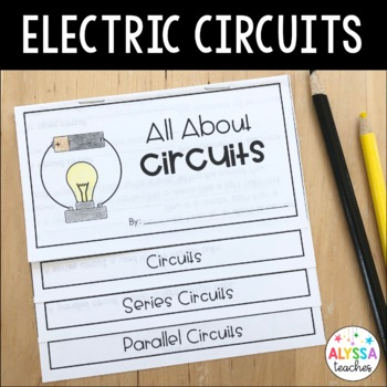 Electric Circuits Flip Book