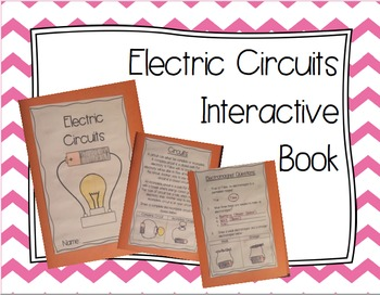 Electric Circuits Interactive Book