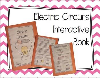 Electric Circuits Interactive Book