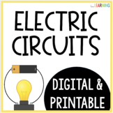 Electric Circuits Lesson and Resources | Print and Digital