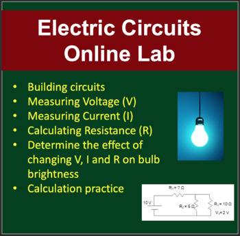 Electric Circuits Online Lab