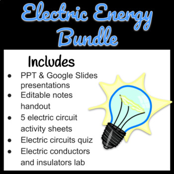 Electricity & Circuits Worksheets | Iman's Home-School