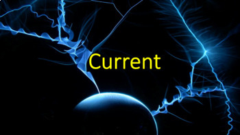 Physics Electric Current Worksheets & Teaching Resources | TpT