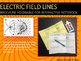 Electric Field Lines Brochure Graphic Organizer for Intera