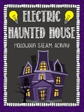 Electric Haunted Houses STEAM Activity
