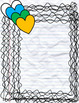 Electric Heart Border Package