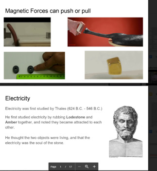 Electric Motor Lesson