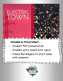 Electric Town-Circuit Application Project