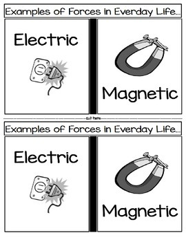 Electric and Magnetic Forces...in everyday live....