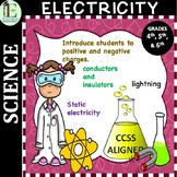 Electricity- Interactivity Notebook Activity