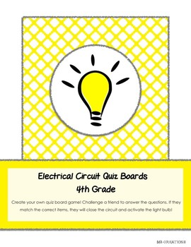 Electrical Circuit Quiz Board