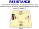 Electrical Circuits (Editable)