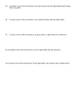 Electrical Circuits Assignment