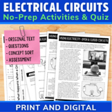 Electrical Circuits | Open and Closed Circuits | Comprehen