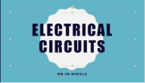 Electrical Circuits PowerPoint and Instagram Template