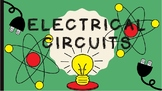 Electrical Circuits PowerPoint and Interactive Journal Notes
