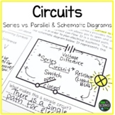 Electrical Circuits: Series vs. Parallel & Schematic Diagrams