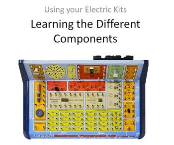 Electrical Circuits- Thematic Unit Electrical Components (soldering FM radio)