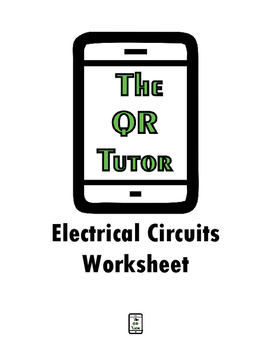 Electrical Circuits Worksheet