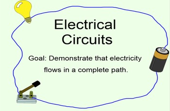 Electrical Circuits with the Human Circuit