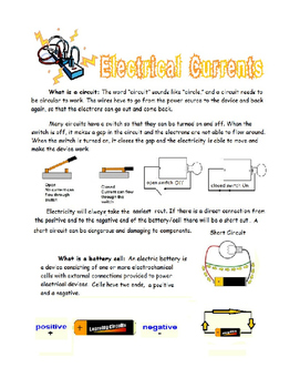 Electrical Currents