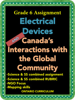 Electrical Devices and Canada's Interactions with the Global Community