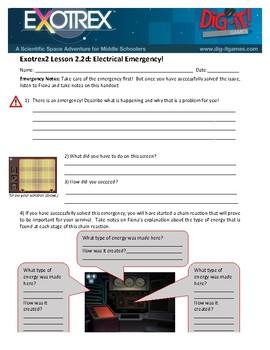 Electrical Emergency!
