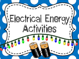 Electricity Hands On Labs {Electrical Energy Investigations}