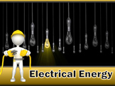 Electrical Energy PowerPoint Readers' Theater with Notes a