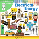 Electrical Energy Clip Art