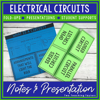 Electrical Energy Foldable: Types of Circuits