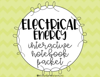 Electrical Energy Packet