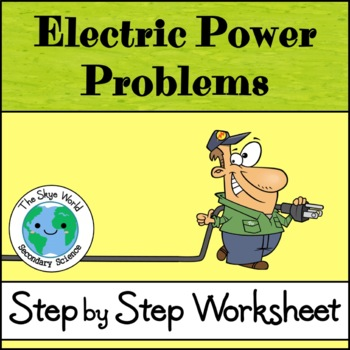 Electrical Power Problems