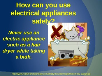 Electrical Safety Tips Powerpoint