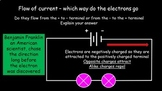 Electrical circuits - an introduction + Free Famous Scientists & literacy