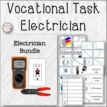 VOCATIONAL TASK Electrician Bundle
