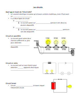 Électricité: Mini Unit