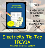 Electricity Trivia Board Game