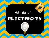 Electricity - All About Electricity Presentation, Assessment and Vocabulary Pack