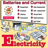 Electricity - Batteries and Current