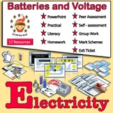 Current Electricity - Batteries and Voltage