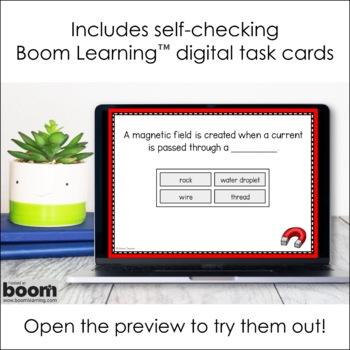 Electricity Digital Task Cards {Boom Cards}